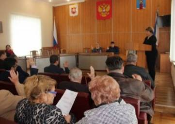 Феодосийские депутаты дали добро на принятие в собственность города 28 квартир