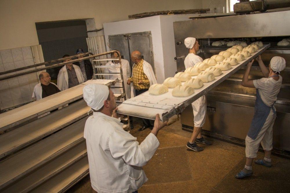 Одна из феодосийских пекарен переживает модернизацию (ФОТО)
