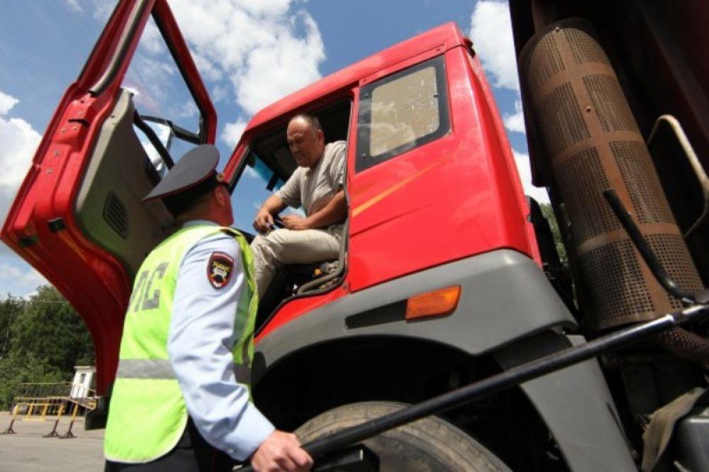 В Феодосии до конца апреля будут проверять грузовой транспорт