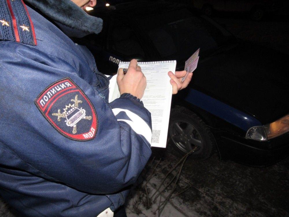 В Феодосии выявили 16 нарушителей в рамках операции ГИБДД «Переоборудование»