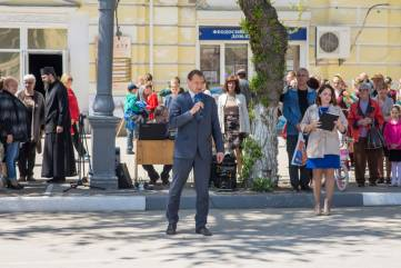 «Пасхальная симфония» в Феодосии. Фоторепортаж Вадима Стрельцова