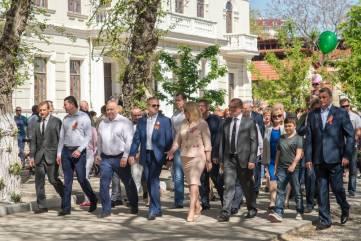 Феодосийский Первомай в объективе Вадима Стрельцова