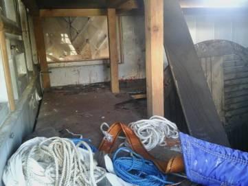 Три парня едва не сгорели заживо на набережной в Феодосии (Фото. Видео.Дополнено)