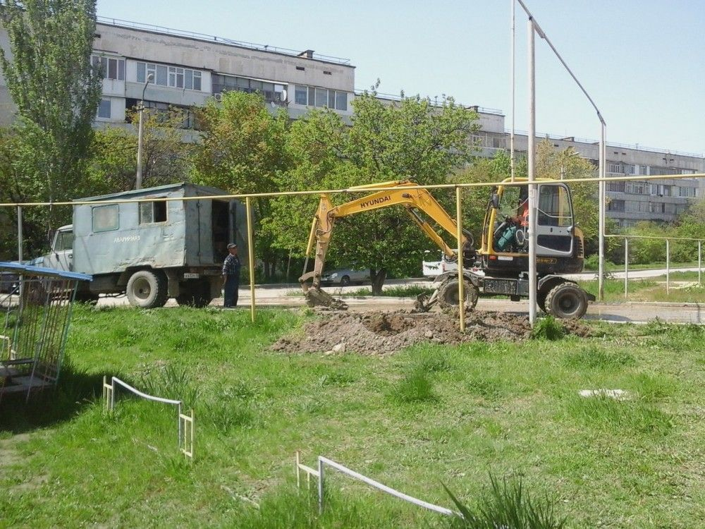 В Феодосии частично затопило бульвар Старшинова (Фото, дополнено)