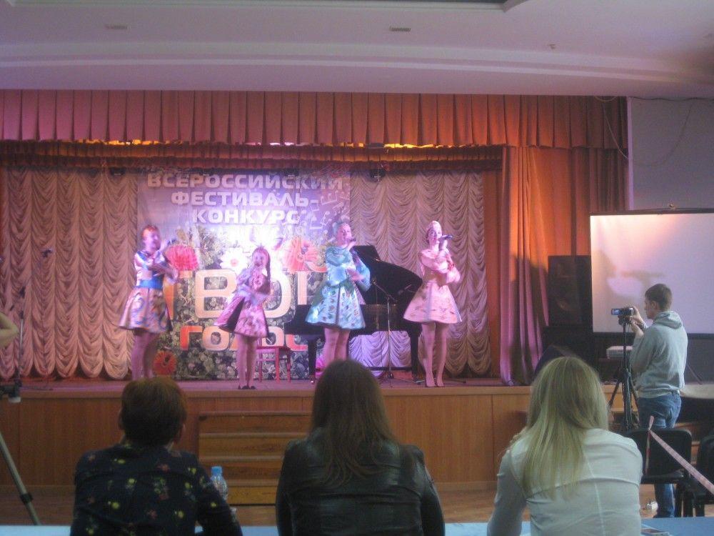 В Феодосии отбирали молодые таланты