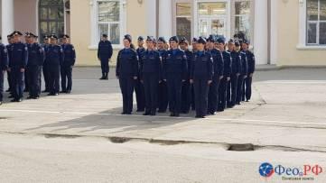 Репетиция парада в Феодосии (ФОТО)