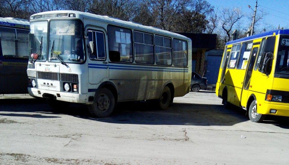 В День Победы феодосийские маршрутки будут ходить до 22:30