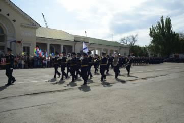 Митинг, парад и Бессмертный полк