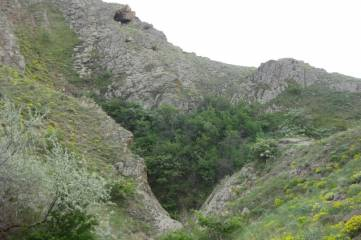 Путешествие холмами Киммерии