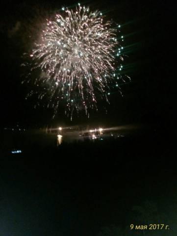 Салют 9 мая 2017 в Феодосии