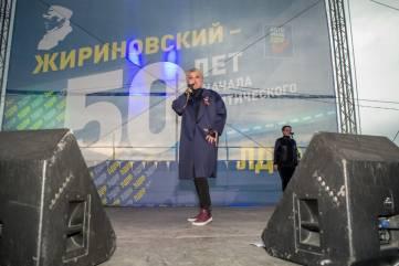 В Феодосии выступили звезды российской эстрады