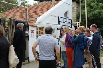 В Коктебеле прошла 14-я «Подзаборная выставка»