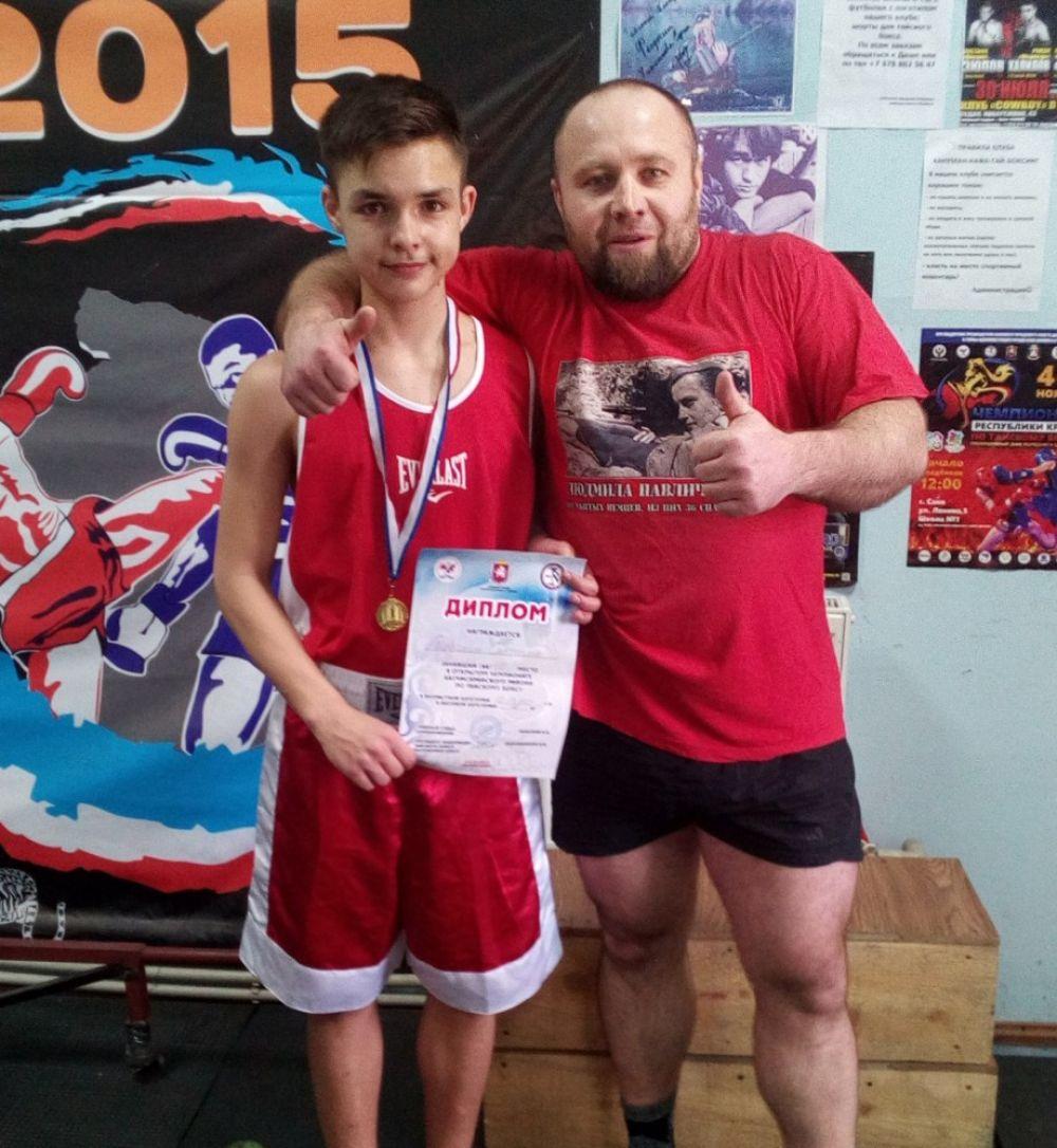 Абсолютный чемпион Крыма из Феодосии