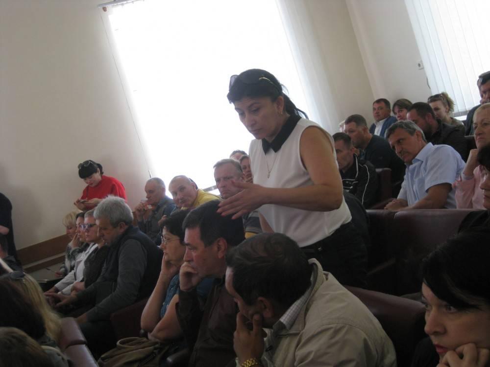 Феодосийские предприниматели опасаются лишиться своих торговых точек