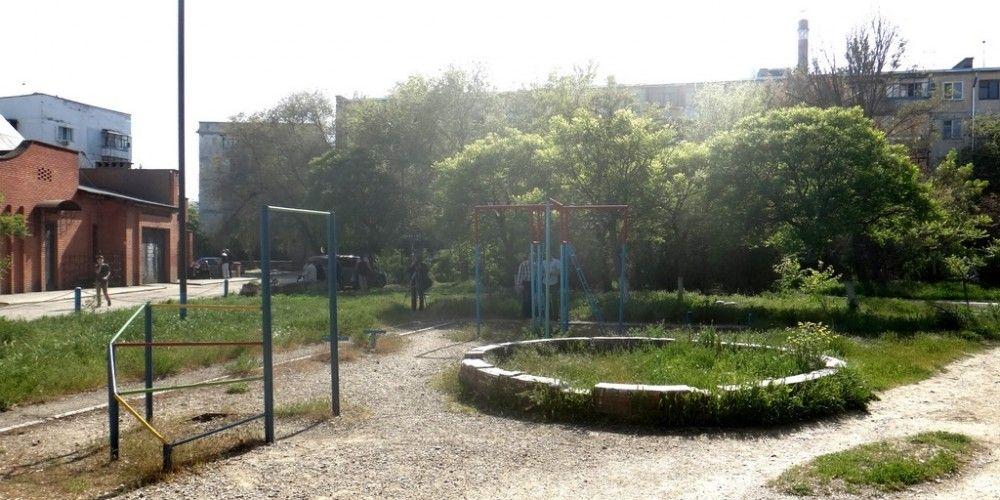 В Феодосии установят 34 спортивные площадки во дворах многоэтажек