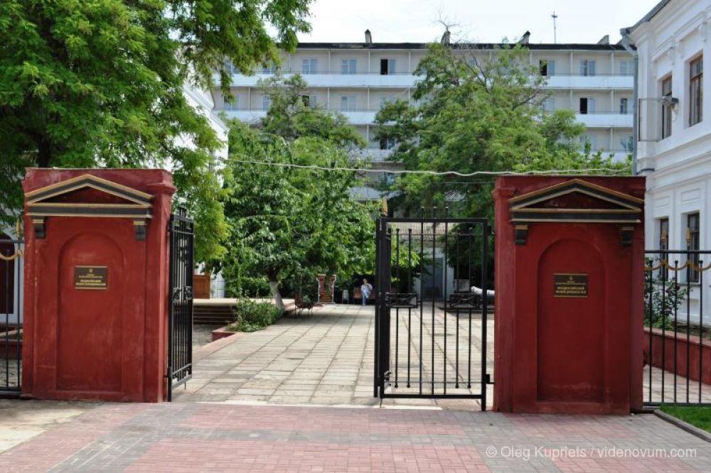 Феодосийский музей древностей представит выставку весны в живописи