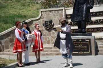 Байкерам из Индии передали феодосийскую землю
