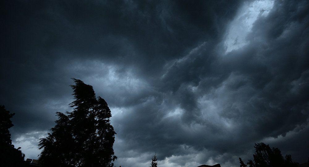 Утреннее прояснение погоды не сделает
