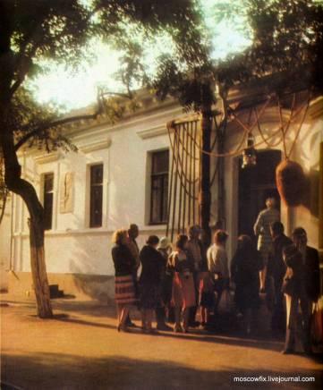 Феодосия и ее горожане. История в фотографиях