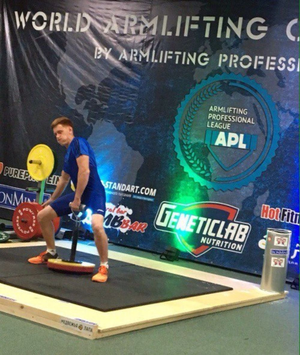 Феодосиец стал чемпионом мира