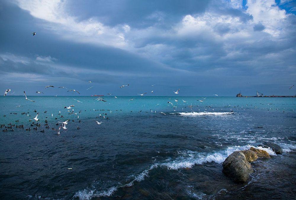 Коротко о погоде в Феодосии