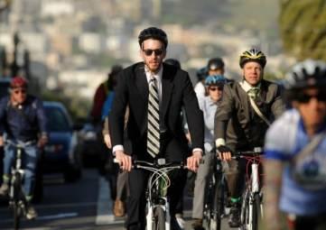 «На работу на велосипеде»: феодосийцев приглашают поддержать всероссийскую акцию