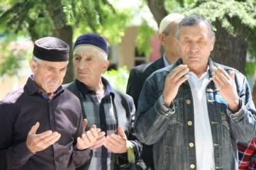 Феодосийцы вспомнили жертв депортации