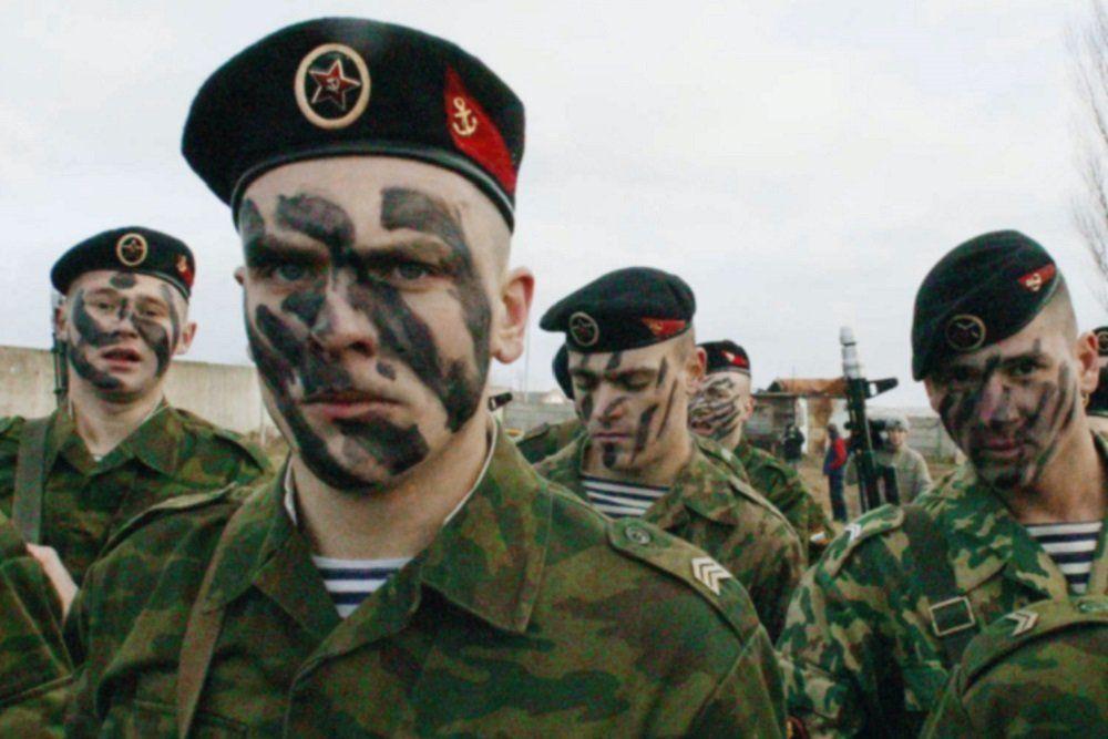 Под Феодосией формируют десантно-штурмовой батальон