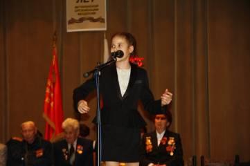 В Феодосии чествовали ветеранов