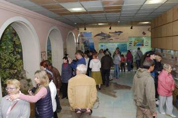 В феодосийские музеи стояли очереди
