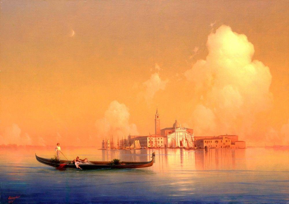 В Феодосии Айвазовскому посвятят Всекрымскую выставку художественной фотографии