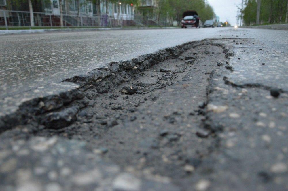 Более 5 км феодосийских «убитых» дорог отразились на интерактивной карте России