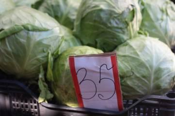 Цены на рынке Феодосии замерли