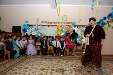 В детсадах Феодосии проходят выпускные