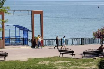 Майские прогулки по набережной Феодосии