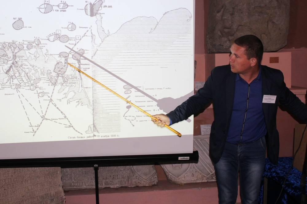 В Феодосию на научную конференцию прибыли ведущие российские ученые