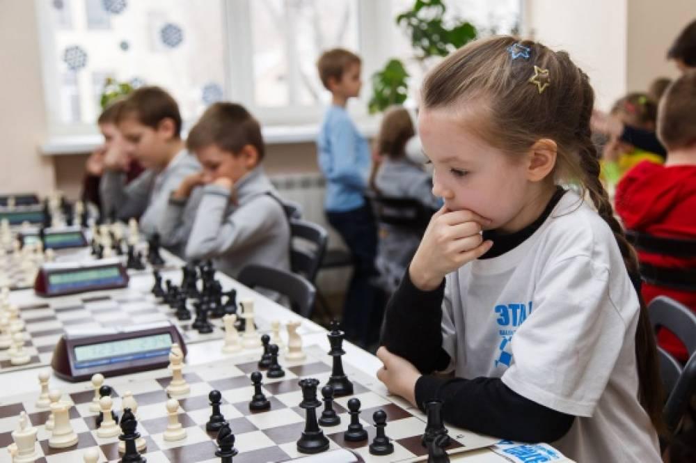 В Береговом пройдут «быстрые шахматы»