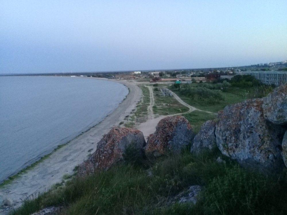 Путешествие в  Казантипский заповедник