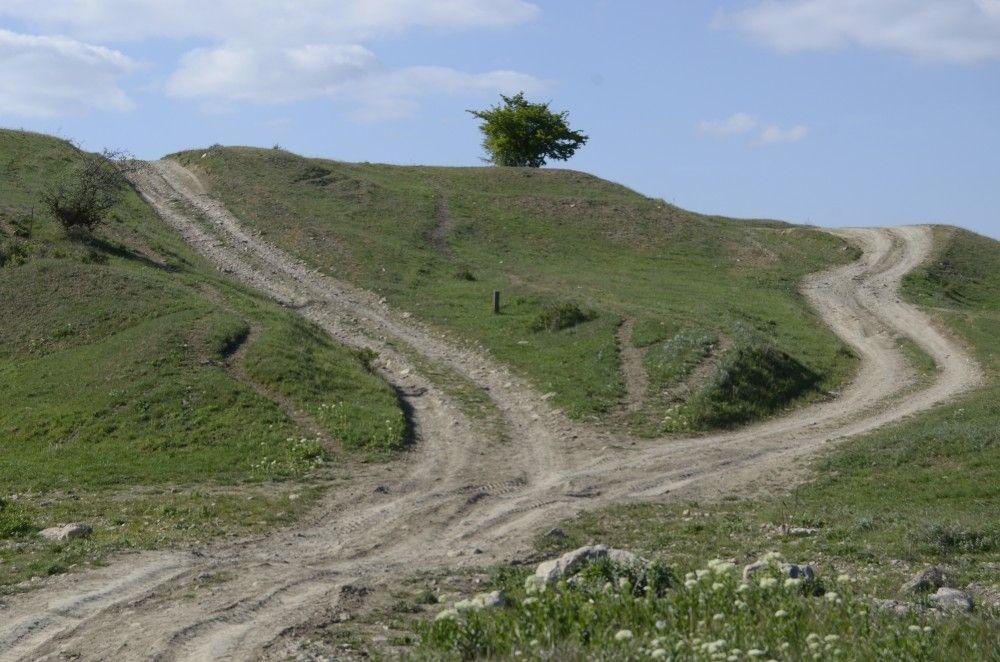 Тропою Грина: Из Старого Крыма в Коктебель
