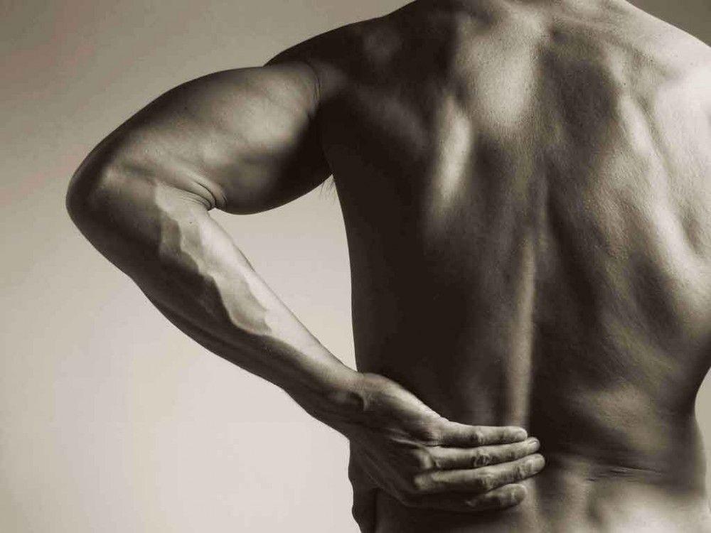 Вас беспокоит спина?