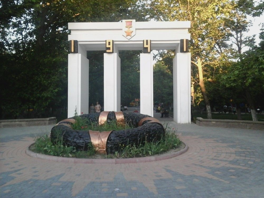 Власти Феодосии обещают озеленить парки и скверы к середине лета