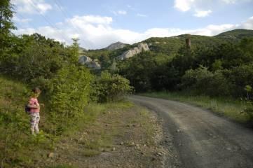 От Брынцаловского ставка до парка Лисья бухта — Эчка-Даг