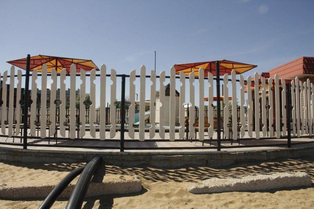Как теперь можно пройти на пляж пансионата «Украина» в Феодосии?