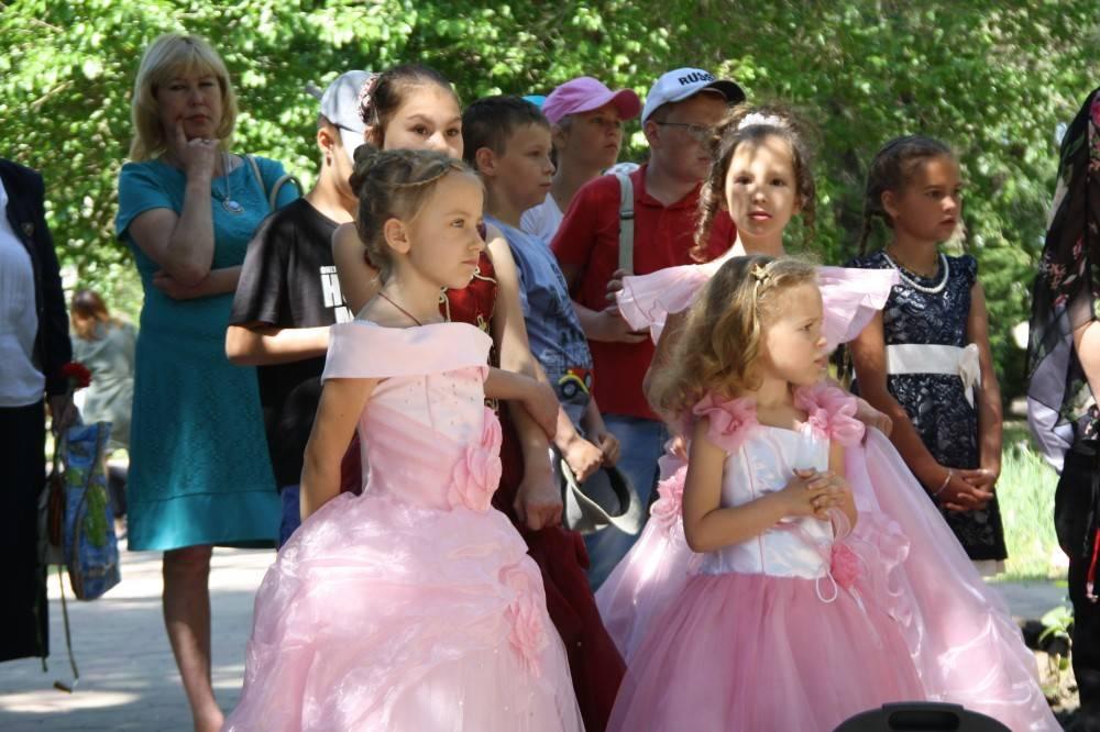 В честь дня рождения Александра Сергеевича в Феодосии прошли праздничные мероприятия