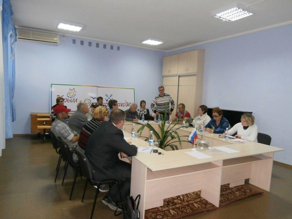 В Орджоникидзе подвели итоги подготовки к летнему  пожароопасному периоду