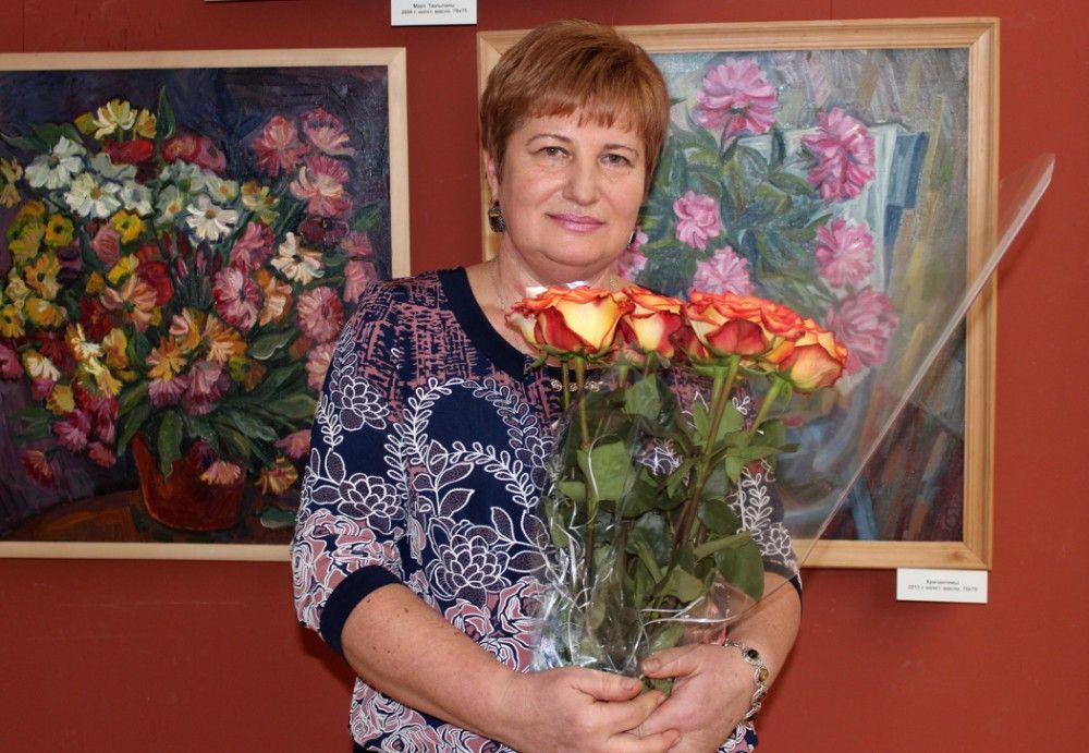 Художник Ольга Бреславцева представит свои работы в Феодосии
