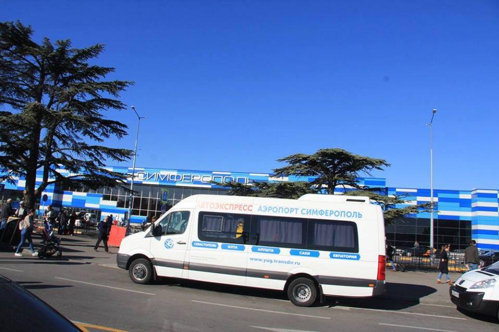 Феодосию и Симферополь свяжет автобусное сообщение по системе Fly&Bus