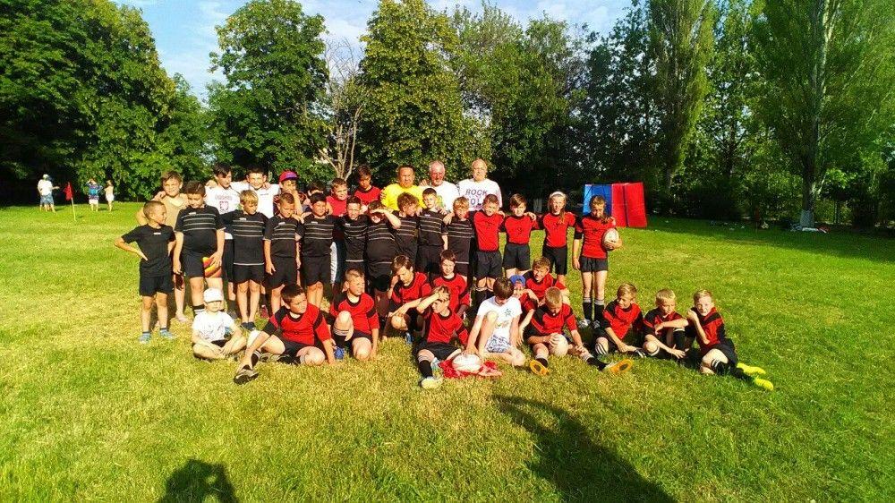 Феодосийские регбисты стали победителями и призерами
