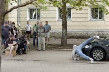 В Феодосии снимают фильм. Фоторепортаж