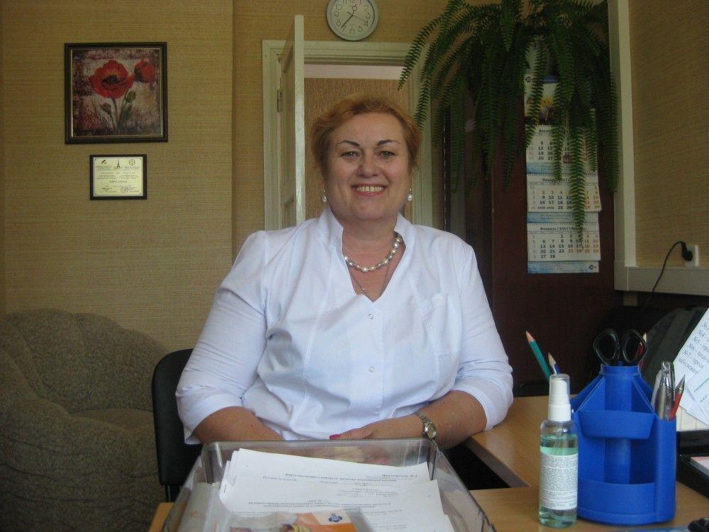 У Натальи Гориной уже в детском саду был белый халат и фонендоскоп